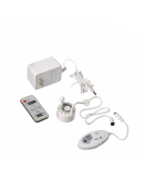 ULTRASONIC MIST MAKER (with LED LIGHTS and WIRELESS REMOTE)